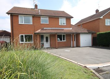 4 bed detached house for sale in The Platts, Newark, Nottinghamshire. NG24
