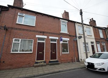 Thumbnail 2 bed terraced house to rent in Manor Grove, Glasshoughton, Castleford