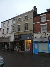 Thumbnail 2 bed flat to rent in High Street, Stone, Staffordshire