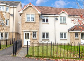 Thumbnail 3 bed end terrace house for sale in Leyland Road, Bathgate