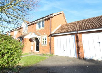 Thumbnail 2 bed end terrace house for sale in Weldon Drive, West Molesey