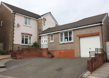 Thumbnail 6 bed detached house for sale in Retallick Meadows, St. Austell