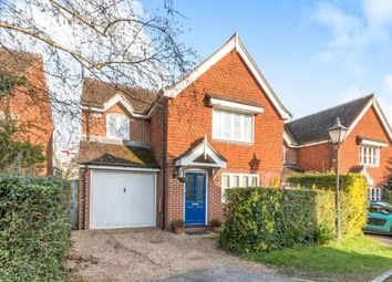 Thumbnail 4 bedroom detached house for sale in Wormley, Godalming, Surrey