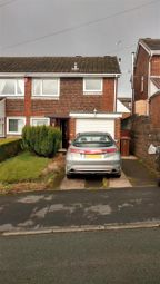 Thumbnail 2 bed semi-detached house for sale in Lansdowne Crescent, Werrington, Stoke-On-Trent