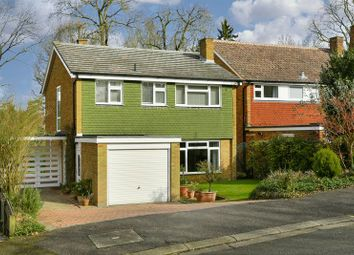 Thumbnail 4 bed property for sale in Cumbrae Gardens, Long Ditton, Surbiton