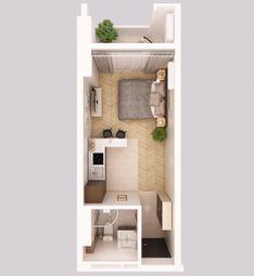 Thumbnail 1 bed apartment for sale in 投资。假日公寓。机会。, Batuni Development.投资。假日公寓。机会。, Georgia