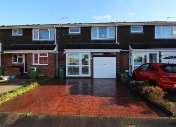 Thumbnail 3 bedroom terraced house for sale in Beverley Close, Park Gate, Southampton