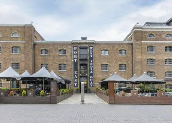 Thumbnail 1 bed flat to rent in Port East Apartments, 20 Hertsmere Road, West India Quay, Westferry, Heron Quay, Canary Wharf, London