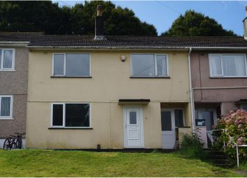 Thumbnail 3 bedroom terraced house for sale in Landrake Close, Plymouth