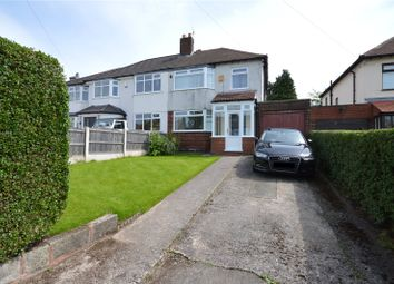 Thumbnail 3 bed semi-detached house for sale in Felltor Close, Woolton, Liverpool