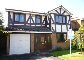 Thumbnail 5 bedroom detached house to rent in Rose Tree Close, Telford