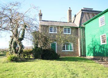 Thumbnail 2 bed cottage to rent in Ashford Road, Faversham