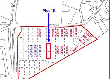 Thumbnail Land for sale in Plot 18 Church Farm Meadow, Rushden, Buntingford, Hertfordshire
