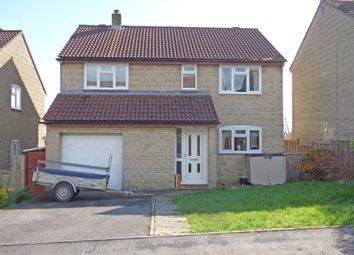 Thumbnail 4 bed detached house for sale in Cale Way, Wincanton