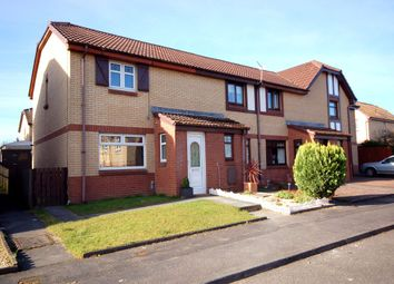 Thumbnail 3 bed end terrace house for sale in Cameron Drive, Uddingston, Glasgow