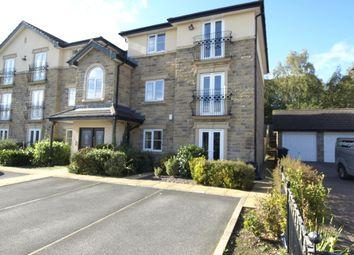 Thumbnail 2 bed flat to rent in Bluehills Lane, Lower Cumberworth, Huddersfield