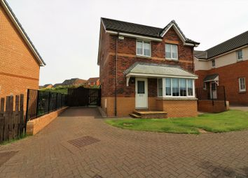 Thumbnail 3 bed detached house for sale in Canalside Drive, Falkirk