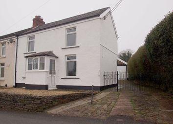 Thumbnail 3 bedroom end terrace house for sale in Rhydypandy Road, Morriston, Swansea