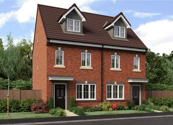 "Thumbnail 3 bed semi-detached house for sale in ""Tolkien"" at Blackburn"