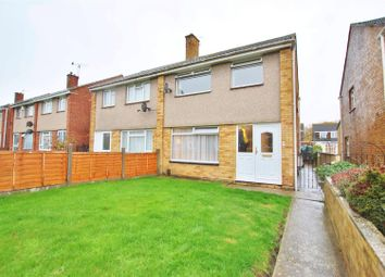 Thumbnail 3 bed semi-detached house for sale in Rowacres, Whitchurch, Bristol