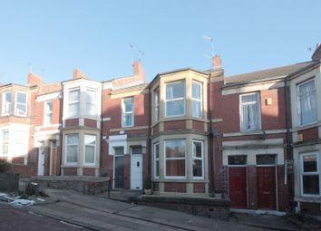 Thumbnail 2 bed flat for sale in Starbeck Avenue, Sandyford, Newcastle Upon Tyne