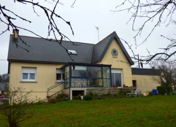 Thumbnail 4 bed detached house for sale in La Chapelle-Caro, Morbihan, 56460, France