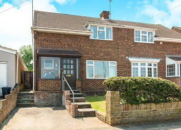 Thumbnail 3 bed semi-detached house for sale in Rainham, Gillingham