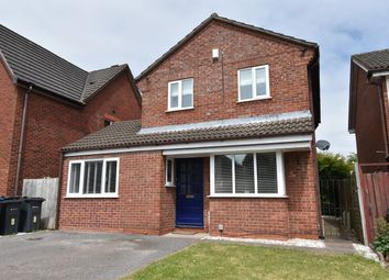 Thumbnail 4 bed detached house for sale in Nursery Drive, Kings Norton, Birmingham