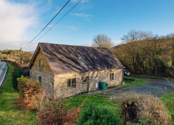 Thumbnail 4 bed cottage for sale in Cilmery, Builth Wells