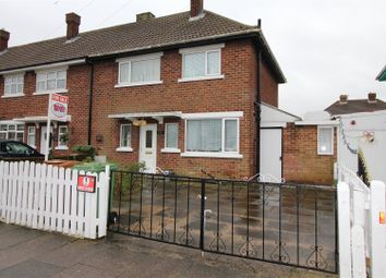 Thumbnail 2 bed end terrace house for sale in Sandringham Road, Cleethorpes