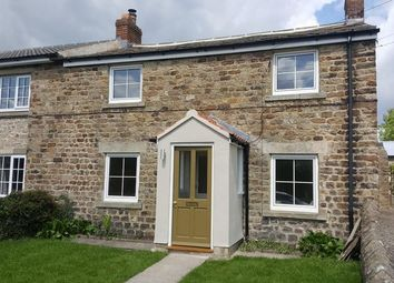 Thumbnail 2 bed terraced house for sale in South View, Hunton, Bedale