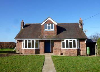 Thumbnail 3 bed property to rent in Menslands Lane, Hambledon, Waterlooville