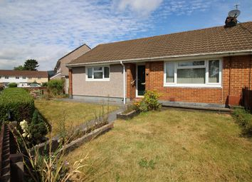 Thumbnail 2 bed semi-detached bungalow for sale in Gainsborough Close, Llantarnam, Cwmbran