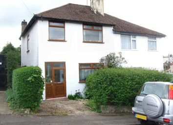 Thumbnail 3 bed semi-detached house for sale in Eldon Road, Caterham, Surrey