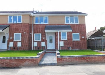 Thumbnail 2 bed terraced house for sale in Blandford Road, Hamworthy, Poole, Dorset