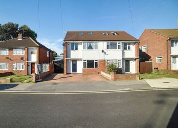 4 bed semi-detached house for sale in Ferndale Crescent, Cowley, Uxbridge UB8