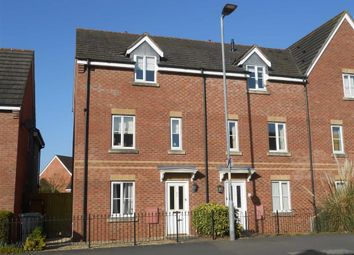 Thumbnail 3 bed end terrace house for sale in Bullingham Lane, Hereford