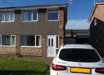 Thumbnail 3 bed semi-detached house to rent in Ingleby Road, Sawley, Long Eaton