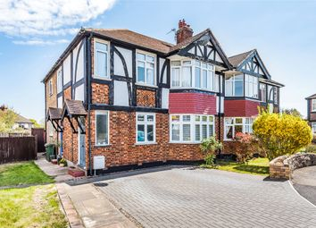 The Spinney, London Road, Cheam, Sutton SM3. 2 bed maisonette for sale