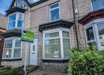 Thumbnail 3 bedroom terraced house for sale in Rockley Road, Hillsborough, Sheffield