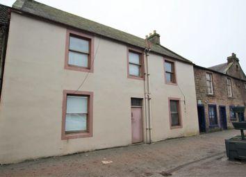 Thumbnail 1 bed flat for sale in Main Street, Carnwath, Lanark