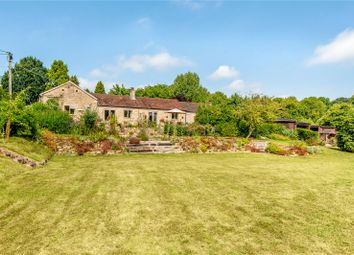 Thumbnail 5 bed barn conversion for sale in Middlehill, Box, Wiltshire