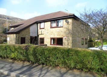 Thumbnail 2 bed flat to rent in Ward Lane, Diggle