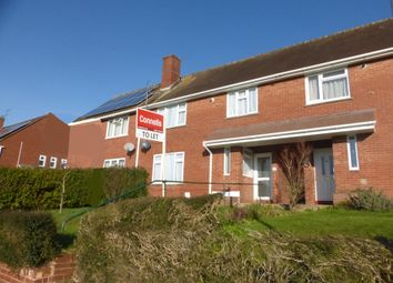 Thumbnail 1 bed property to rent in Mincinglake Road, Exeter