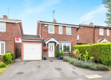 Thumbnail 3 bed detached house for sale in Norbury Close, Gnosall, Stafford, Staffordshire