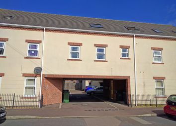 Thumbnail 2 bed flat to rent in Salisbury Street, Loughborough