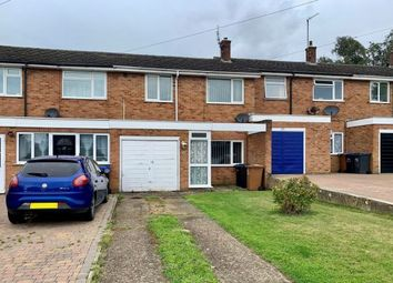 Thumbnail 3 bed terraced house for sale in Leyland Drive, Kingsthorpe, Northampton