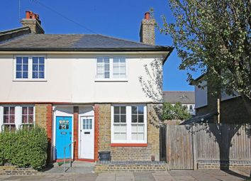 Thumbnail 2 bed end terrace house for sale in Derinton Road, London