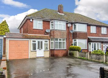 Thumbnail 3 bed semi-detached house to rent in Hednesford Road, Norton Canes, Cannock