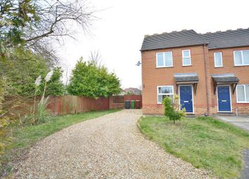 Thumbnail 2 bed end terrace house for sale in Harrier Court, Doddington Park, Lincoln